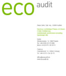 Eco Audit